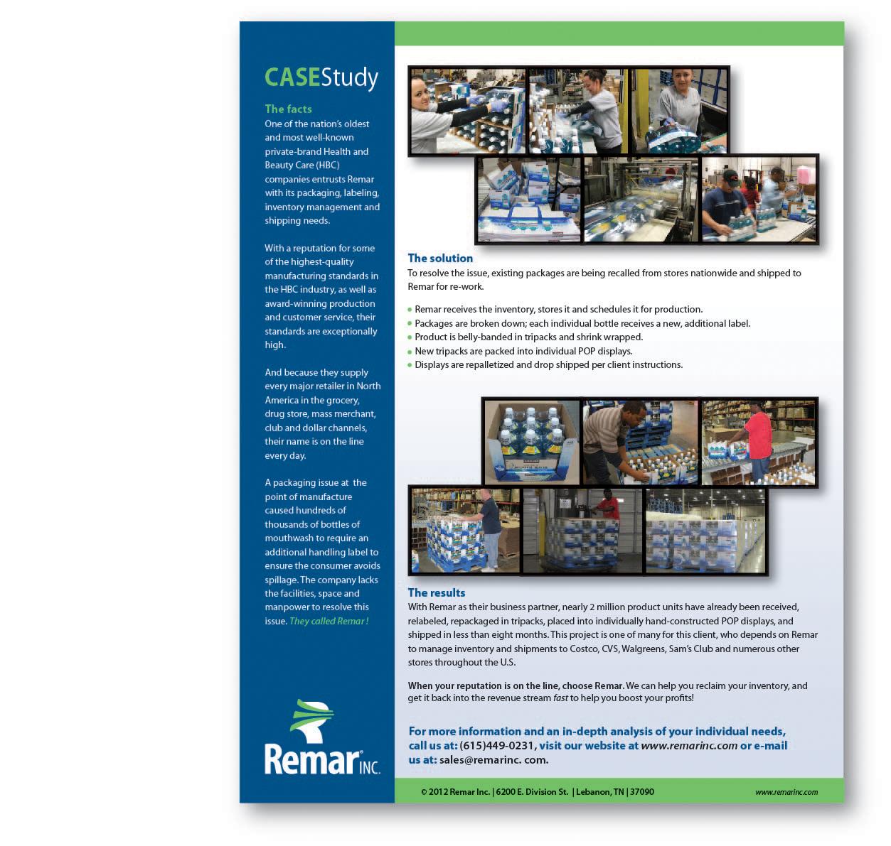 Brochures   Remar