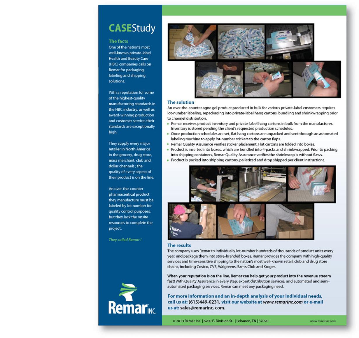 Brochures | Remar